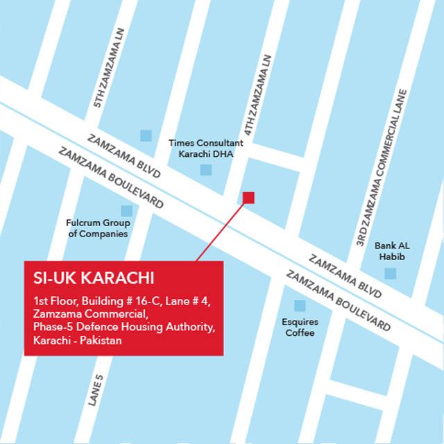 SI-UK Karachi