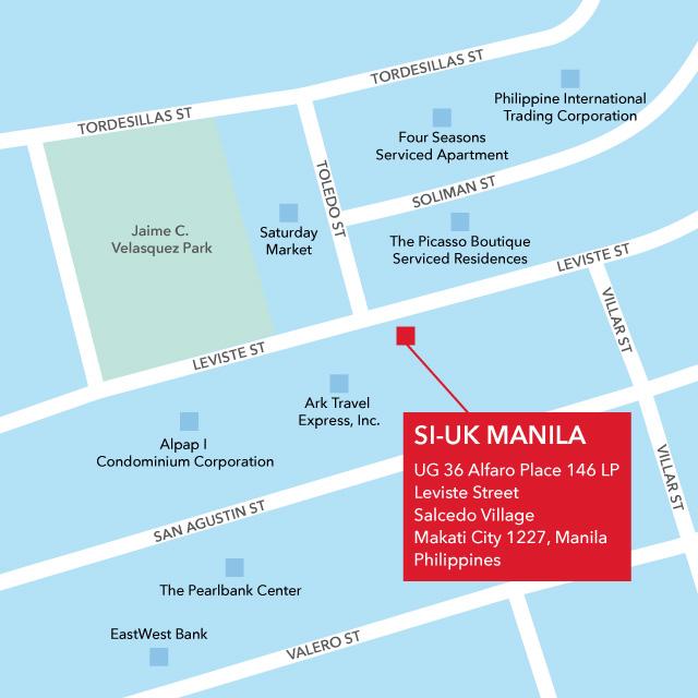 SI-UK Manila