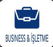 ingilterede business ve işletme