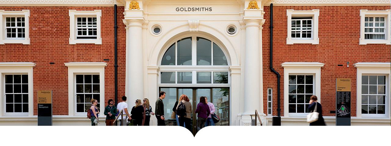 Goldsmiths, Londra Üniversitesi