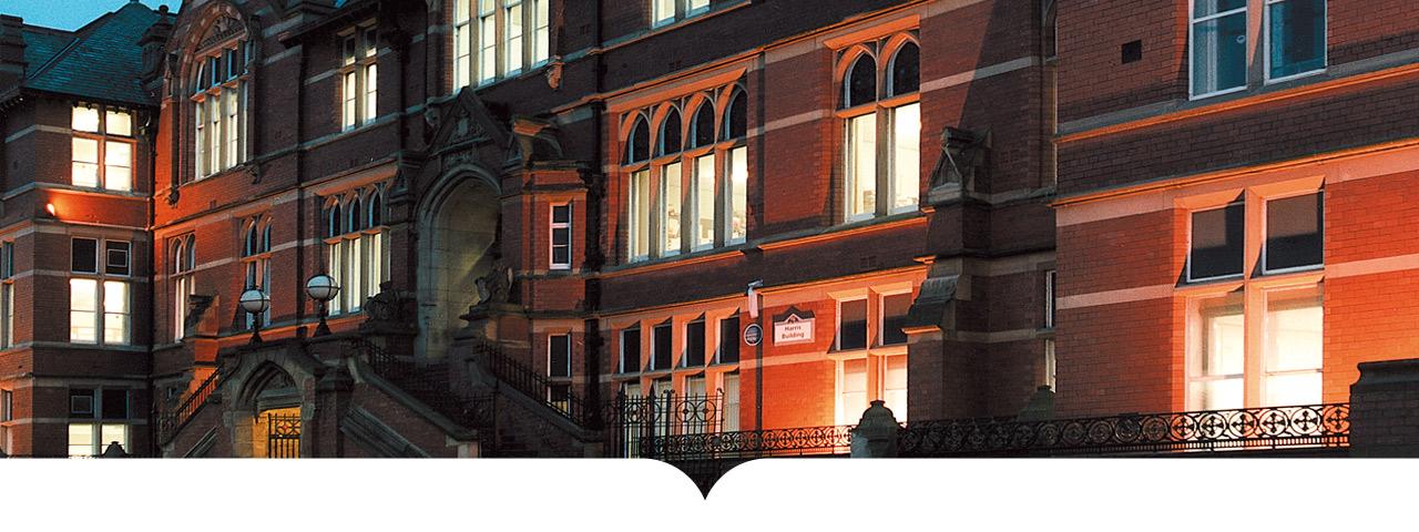 Central Lancashire Üniversitesi