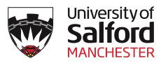 Salford Üniversitesi