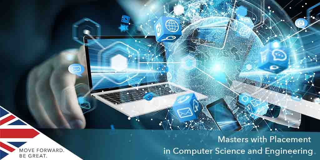 Study Masters with Placement in Computer Science and Engineering